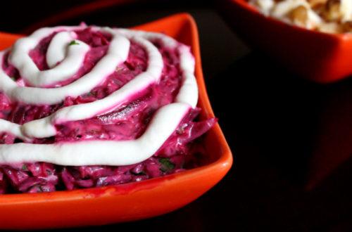 Beet-root Salad