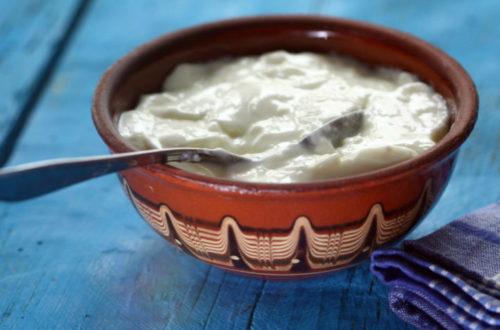 Dairy Homemade Yoghurt