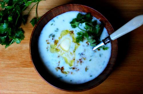 Spas - Armenian Yoghurt Soup
